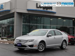 Used 2011 Ford Fusion SEL for sale in Burlington, ON