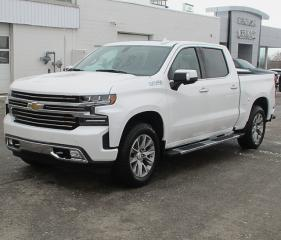 New 2020 Chevrolet Silverado 1500 High Country for sale in Peterborough, ON