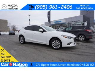 Used 2018 Mazda MAZDA3 GS | REAR CAM | HEATED SEATS | LOW KMS | BLUETOOTH for sale in Hamilton, ON