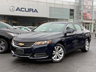 Used 2017 Chevrolet Impala 1LT LT | NOACCIDENTS | LEATHER | SENSORS | BLUETOOTH | for sale in Burlington, ON