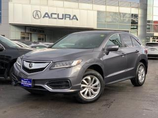 Used 2017 Acura RDX Tech TECH | 1OWNER | LEATHER | NAVI | AWD | SAVE$$$ | for sale in Burlington, ON