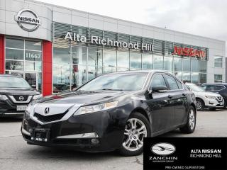 Used 2009 Acura TL 5sp at for sale in Richmond Hill, ON