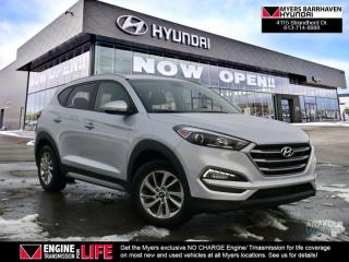 Used 2017 Hyundai Tucson Premium  - Bluetooth -  Heated Seats - $81.04 /Wk for sale in Nepean, ON