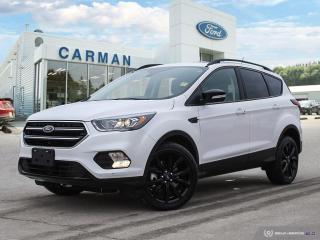 Used 2019 Ford Escape Titanium for sale in Carman, MB