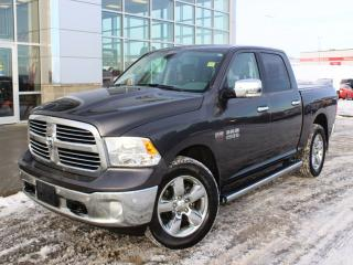 Used 2017 RAM 1500 Big Horn for sale in Peace River, AB