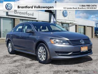 Used 2015 Volkswagen Passat Trendline 1.8T 6sp at w/ Tip for sale in Brantford, ON