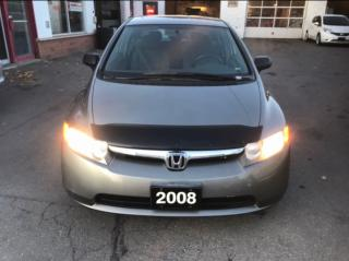 Used 2008 Honda Civic DXG for sale in Hamilton, ON