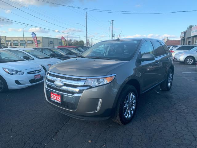 2013 Ford Edge SEL AWD FULLY LOADED