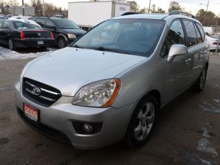 Used 2009 Kia Rondo EX w/3rd Row for sale in Weston, ON