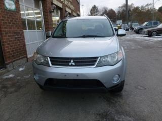 Used 2009 Mitsubishi Outlander LS for sale in Weston, ON