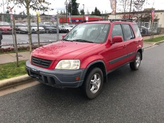 Used 2000 Honda CR-V EX 4WD for sale in Abbotsford, BC