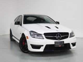 Used 2015 Mercedes-Benz C-Class C63 507 EDITION I AMG I DRIVER ASSIST I INCOMING for sale in Vaughan, ON
