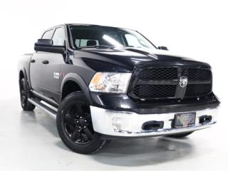 Used 2016 RAM 1500 DODGE RAM 1500   OUTDOORSMAN   DIESEL   CREWCAB for sale in Vaughan, ON
