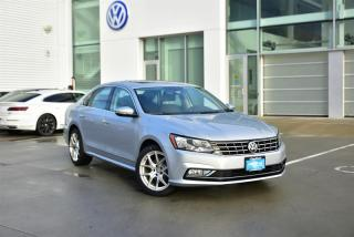 Used 2016 Volkswagen Passat Highline 1.8T 6sp at w/ Tip for sale in Burnaby, BC