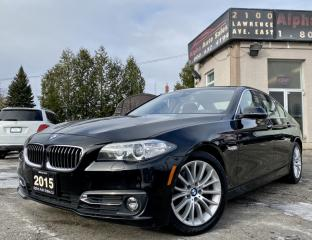 Used 2015 BMW 5 Series 528i xDrive AWD for sale in Scarborough, ON