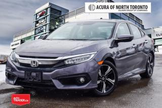 Used 2017 Honda Civic Sedan Touring CVT for sale in Thornhill, ON