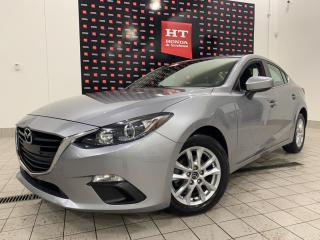 Used 2014 Mazda MAZDA3 GS-SKY bas kilo certifié for sale in Terrebonne, QC