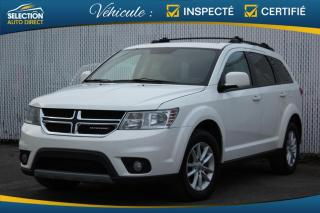 Used 2016 Dodge Journey SXT 7 PASSAGERS FWD for sale in Ste-Rose, QC
