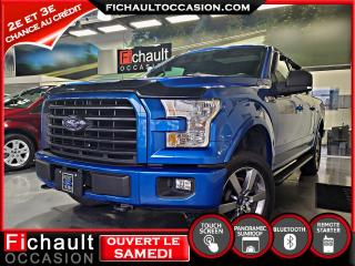 Used 2016 Ford F-150 Cab SuperCrew FX4 *** TOIT OUVRANT** PNE for sale in Châteauguay, QC