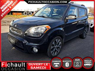 Used 2012 Kia Soul 4U for sale in Châteauguay, QC