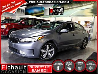 Used 2018 Kia Forte LX PLUS 93$/ SEM GARANTIE 2ANS/40000KM for sale in Châteauguay, QC