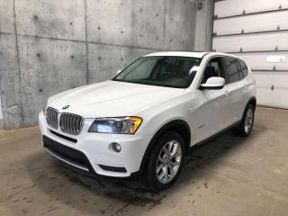 Used 2012 BMW X3 5028i 4 portes à traction intégrale for sale in St-Nicolas, QC