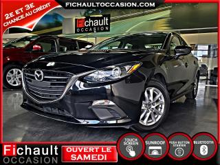 Used 2016 Mazda MAZDA3 GS AUTO 84$/ SEM GARANTIE 2ANS/40000KM for sale in Châteauguay, QC