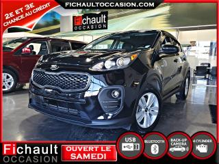 Used 2017 Kia Sportage 102$/ SEM GARANTIE 2ANS/40000KM for sale in Châteauguay, QC