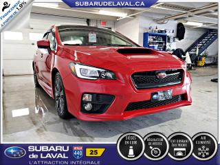 Used 2015 Subaru Impreza WRX Wrx sport-tech for sale in Laval, QC