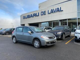 Used 2010 Nissan Versa Hayon 5 portes 1,8 SL for sale in Laval, QC