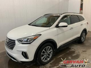 Used 2018 Hyundai Santa Fe XL Luxury AWD GPS Cuir Toit Pano 7 Passagers V6 MAGS for sale in Trois-Rivières, QC