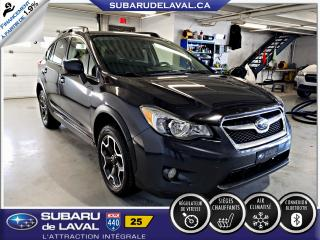 Used 2014 Subaru XV Crosstrek Touring for sale in Laval, QC
