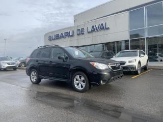 Used 2016 Subaru Forester 2.5I AWD CONVENIENCE for sale in Laval, QC