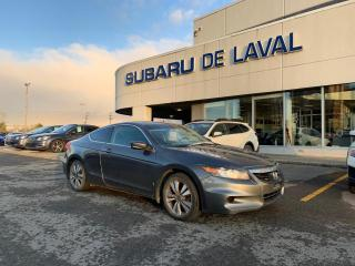Used 2011 Honda Accord 2,4L EX for sale in Laval, QC