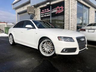 Used 2011 Audi A4 Berline boîte automatique, quattro 2,0T for sale in Longueuil, QC