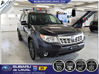 Used 2013 Subaru Forester 2.5X Touring for sale in Laval, QC