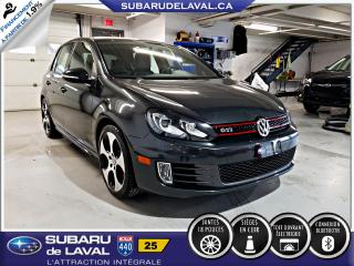 Used 2011 Volkswagen Golf GTI 2.0L for sale in Laval, QC