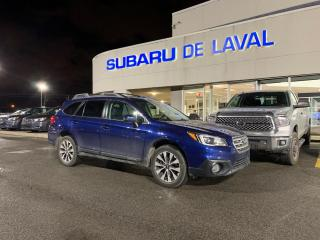 Used 2016 Subaru Outback 3.6R  Limited Tech EyeSight for sale in Laval, QC