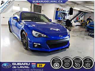 Used 2015 Subaru BRZ Édition Aozora for sale in Laval, QC