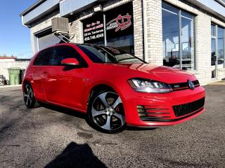 Used 2015 Volkswagen Golf GTI Autobahn à hayon 3 portes BM for sale in Longueuil, QC