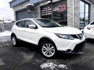 Used 2018 Nissan Qashqai SV TA CVT AWD for sale in Longueuil, QC