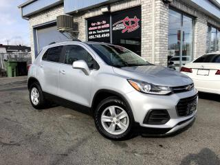 Used 2018 Chevrolet Trax Traction avant 4 portes LT for sale in Longueuil, QC