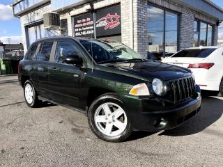 Used 2010 Jeep Compass Traction avant 4 portes North Edition for sale in Longueuil, QC