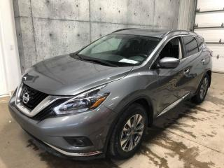 Used 2018 Nissan Murano SV AWD GPS TOIT PANO CAMERA for sale in St-Nicolas, QC
