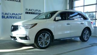 Used 2017 Acura MDX ÉLITE ** SH-AWD ** TV/DVD ** for sale in Blainville, QC