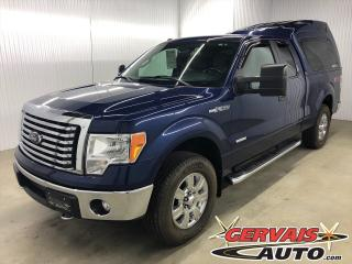 Used 2012 Ford F-150 XLT XTR 4x4 V6 Ecoboost MAGS BLUETOOTH *Bas Kilométrage* for sale in Trois-Rivières, QC