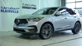 Used 2019 Acura RDX A-Spec ** SH-AWD for sale in Blainville, QC
