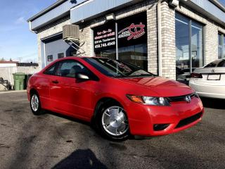 Used 2008 Honda Civic 2 portes, boîte automatique, DX-G for sale in Longueuil, QC