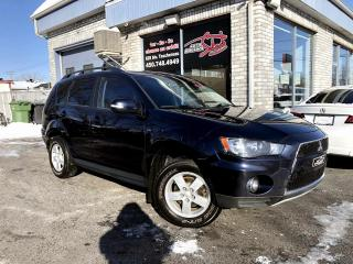 Used 2011 Mitsubishi Outlander 4 RM 4 portes V6  LS for sale in Longueuil, QC