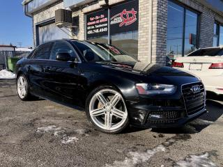 Used 2016 Audi A4 Progressiv plus quattro berline 4 portes for sale in Longueuil, QC